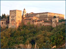 Spain Attraction Alhambra Palace – Granada