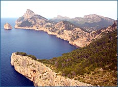 Spain Attraction Balearic Islands