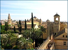 Spain Attraction Cordoba and the Mezquita